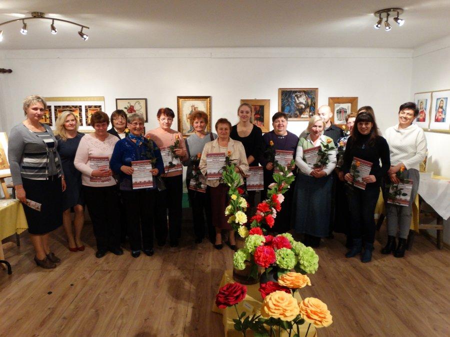 3 edycja Wystawy Rękodzieła Ludowego i Artystycznego Ziemi Tuszowskiej