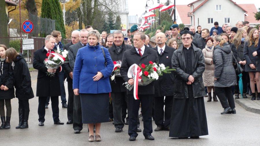 Obchody 97 rocznicy odzyskania przez Polskę niepodległości