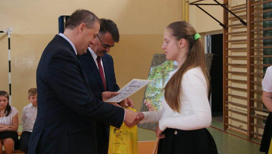 Święto Szkoły Podstawowej im. gen. W. Sikorskiego w Tuszowie Narodowym z Filią w Grochowem