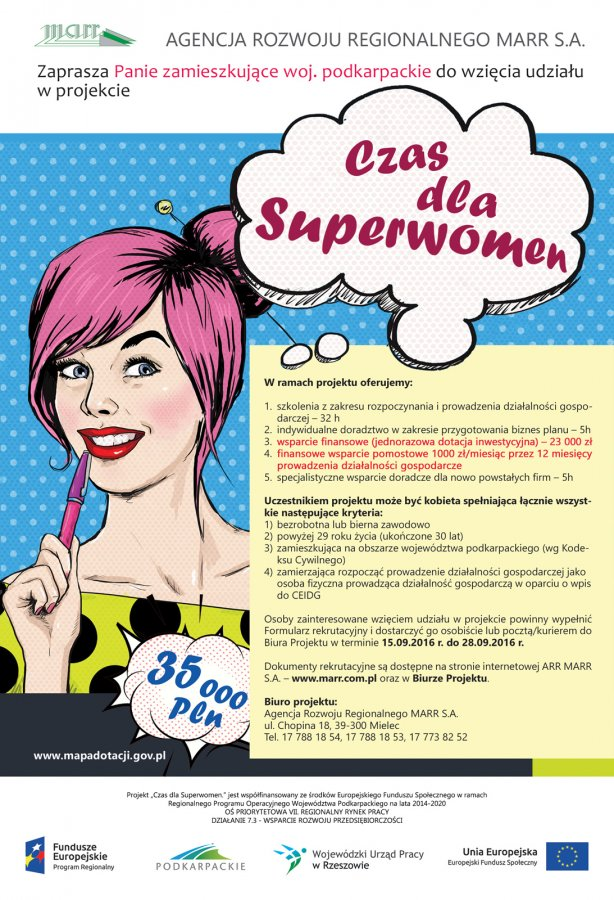 Czas na Superwomen